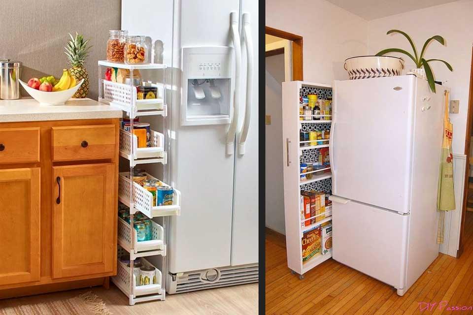 راهنمایی برای استفاده بهتر از آشپزخانه کوچک