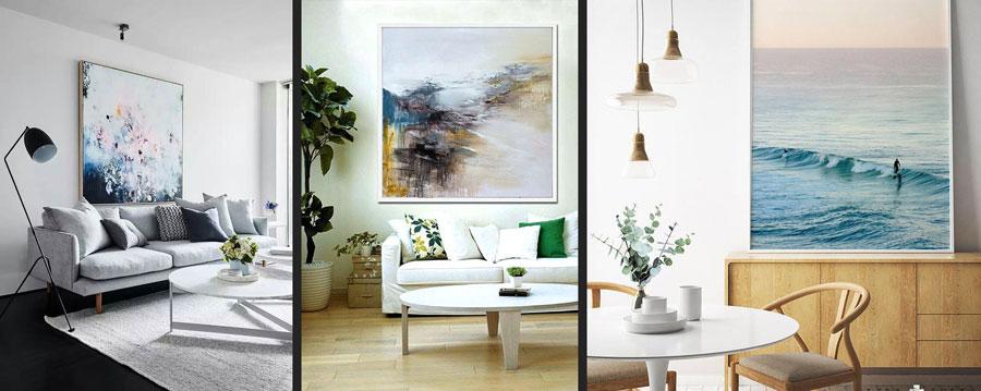 راهکارهایی برای دلبازتر جلوه دادن اتاق هایی کوچک و کم نور