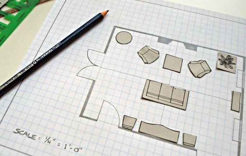 چگونه پلان (نقشه) یک اتاق را رسم کنیم؟(سطح ابتدایی آموزش رسم پلان )