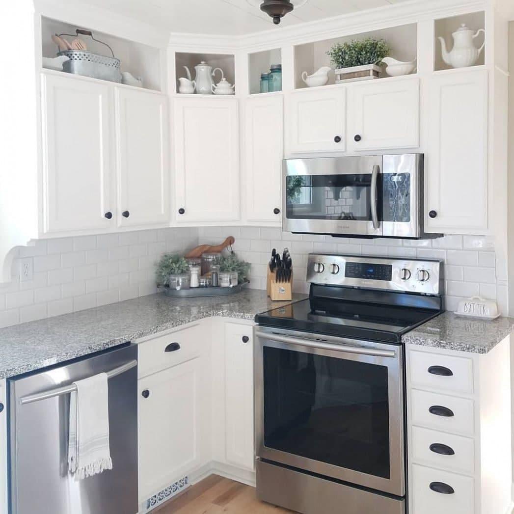 جاگذاری مناسب ظروف کم استفاده در آشپزخانه