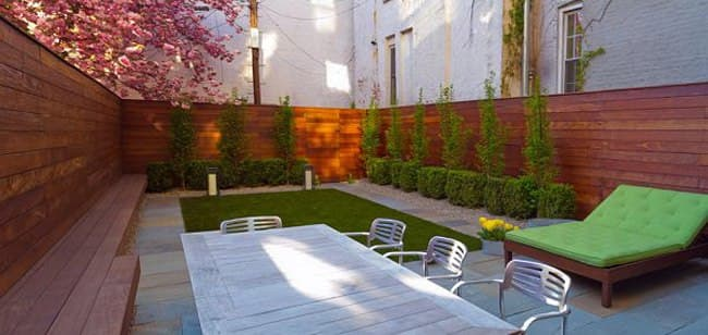 مشاوره دیزاین مینیمال برای پشت بام