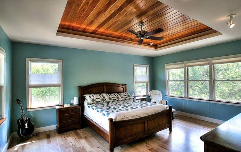 نکات و راهکارهایی برای طراحی سقف منزل