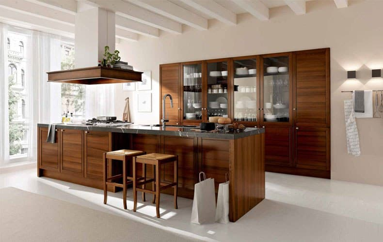13روش برای دلباز تر نشان دادن آشپزخانه های کوچک